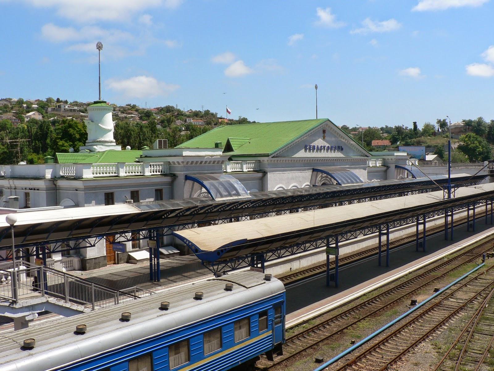 Поезда в Крым пойдут и с Кубани, и из Киева