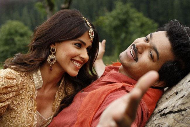 Velayutham Molachu Moonu Song Stills | Anything For Vijay