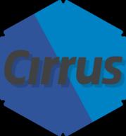 cirrus hexagon icon