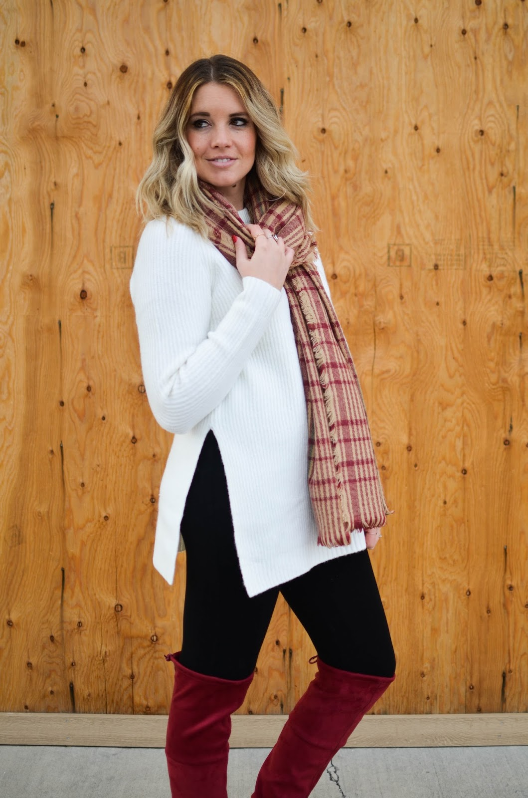Winter Layering, Sole Society, Forever 21