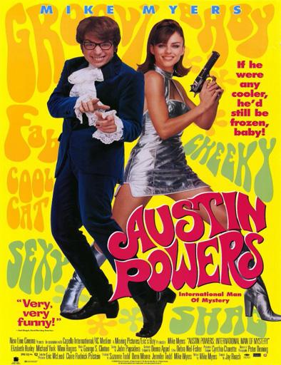 Ver Austin Powers: Misterioso agente internacional (1997) Online
