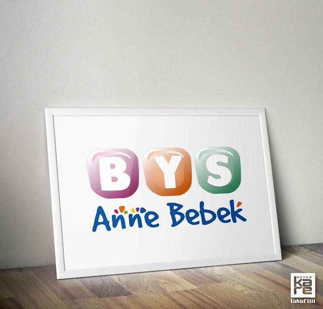 anne bebek logo tasarımı