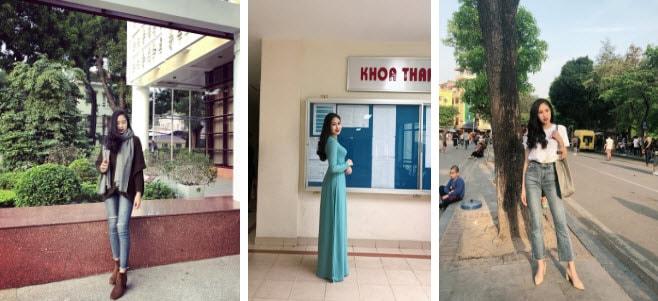 Nhan sắc đời thường của hoa khôi Học viện Âm nhạc Quốc gia Việt Nam -4