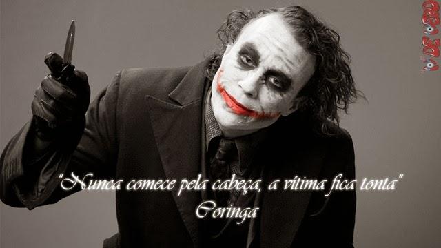 Frases Com Foto Do Coringa: Frases Do Coringa