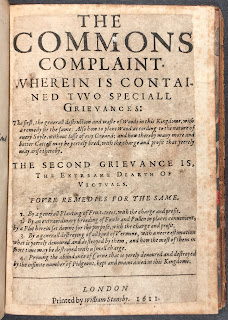 The Commons Complaint - title page