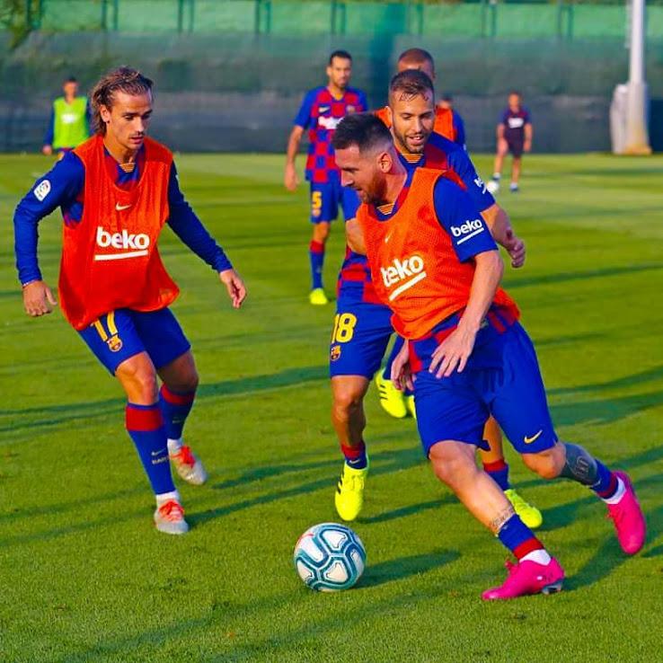 Messi Receives Modified Next-Gen Adidas Nemeziz 19.1 With ...