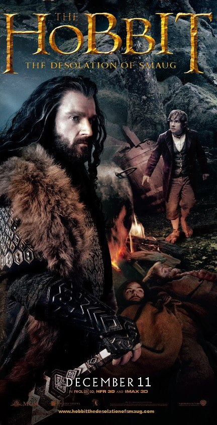 The Hobbit: The Desolation of Smaug Hollywood Movie ...