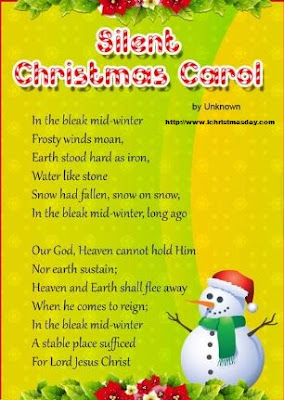 christmas poems child