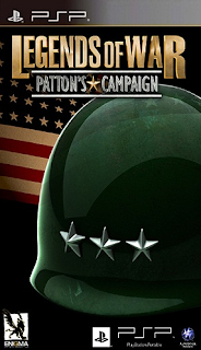 Download Legends of War: Patton's Campaign PSP ISO Free