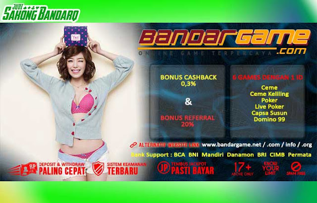 Image of BandarGame Agen Live Poker Online Indonesia