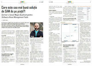 Licentiere Microsoft, Software Asset Management, SAM Romania