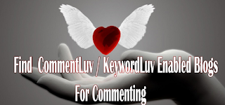 How to Find Dofollow CommentLuv Enabled Blogs   Find KeywordLuv Blogs For Commenting price in nigeria
