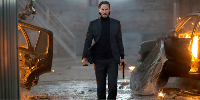 John Wick 2 (John Wick: Chapter Two) – Recenze