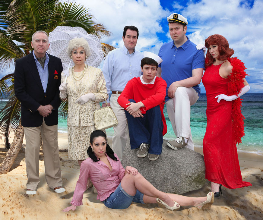 What Kind Of Shoes Did Gilligan Wear