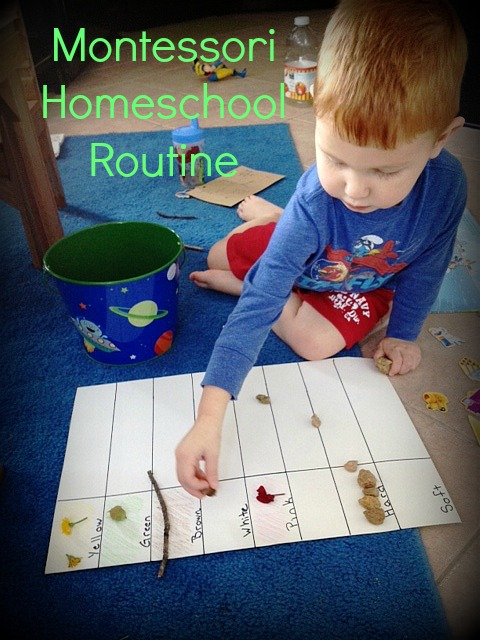Montessori homeschool routine fandeluxe Images