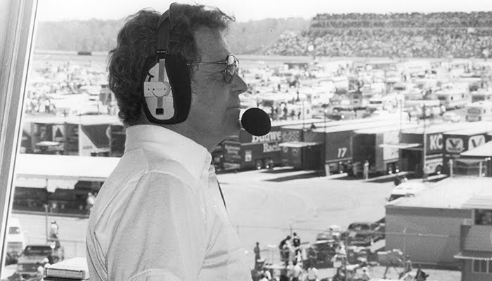 We remember Barney Hall, legendary NASCAR broadcaster and spokesman