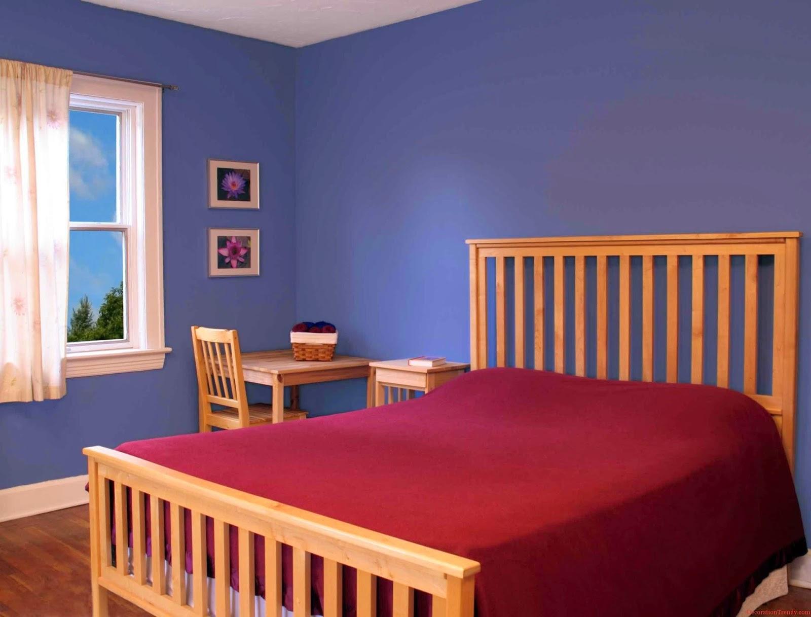 Desain kamar tidur suami-istri pada rumah minimalis ...