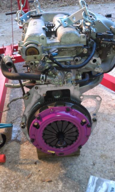Jackson Racing M45 Supercharger Install - Mostly MIATA
