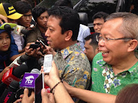 Alhamdulillah, Pilgub Putaran ke II DKI, PPP Kubu Romahur Muzy Dukung Ahok - Djarot