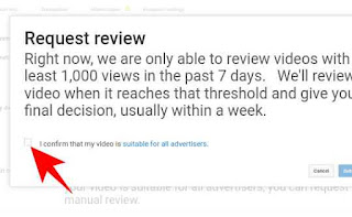 Youtube Video Not Suitable For Most Advertisers Problem Fix Kaise Kare 5