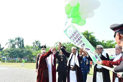 Sangat Meriah, Hari Jadi Kabupaten Pasuruan ke-1.088