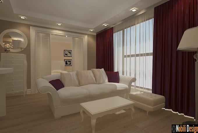 Design interior apartament 3 camere Bucuresti - Amenajari interioare apartamente