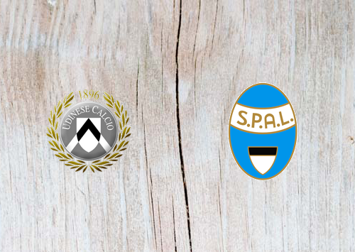 Udinese vs SPAL 2013 - Highlights 18 May 2019