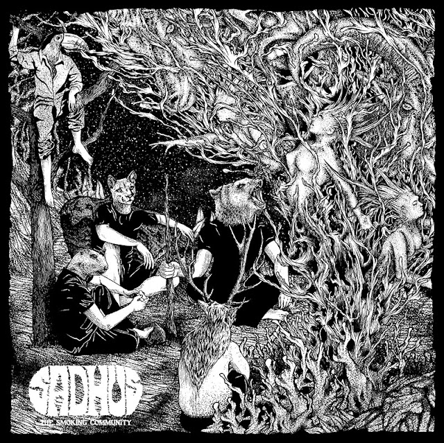 [Review] Sadhus (The Smoking Community) - Sadhus (The Smoking Community)