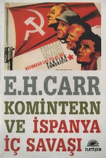 Edward Hallett Carr - Komintern ve İspanya İç Savaşı