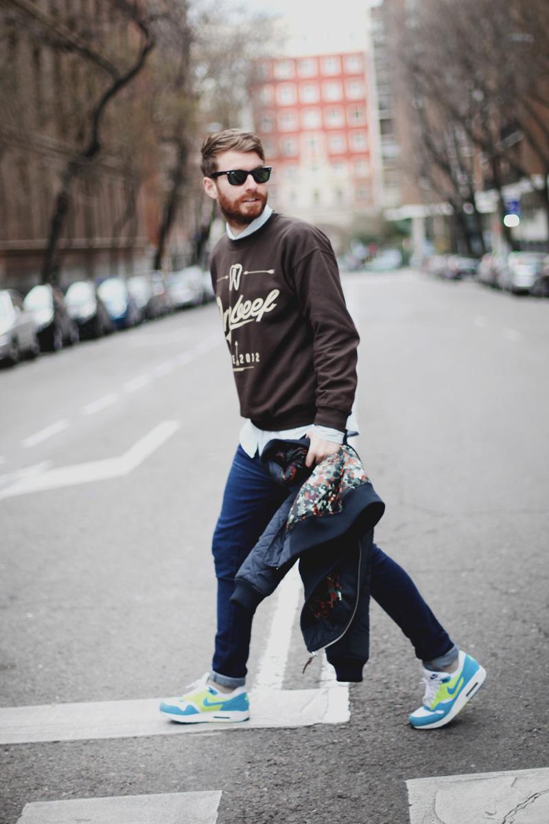 Zsόfia: Men's Street Style