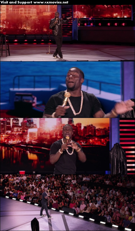 Kevin Hart What Now 2016 English 720p BRRip
