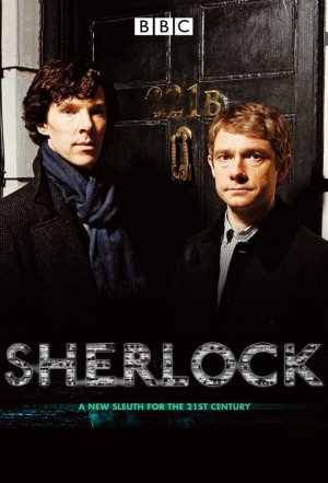 BBC Sherlock. A better alternative.