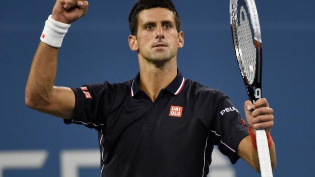 Australian Open 2017 Novak Djokovic