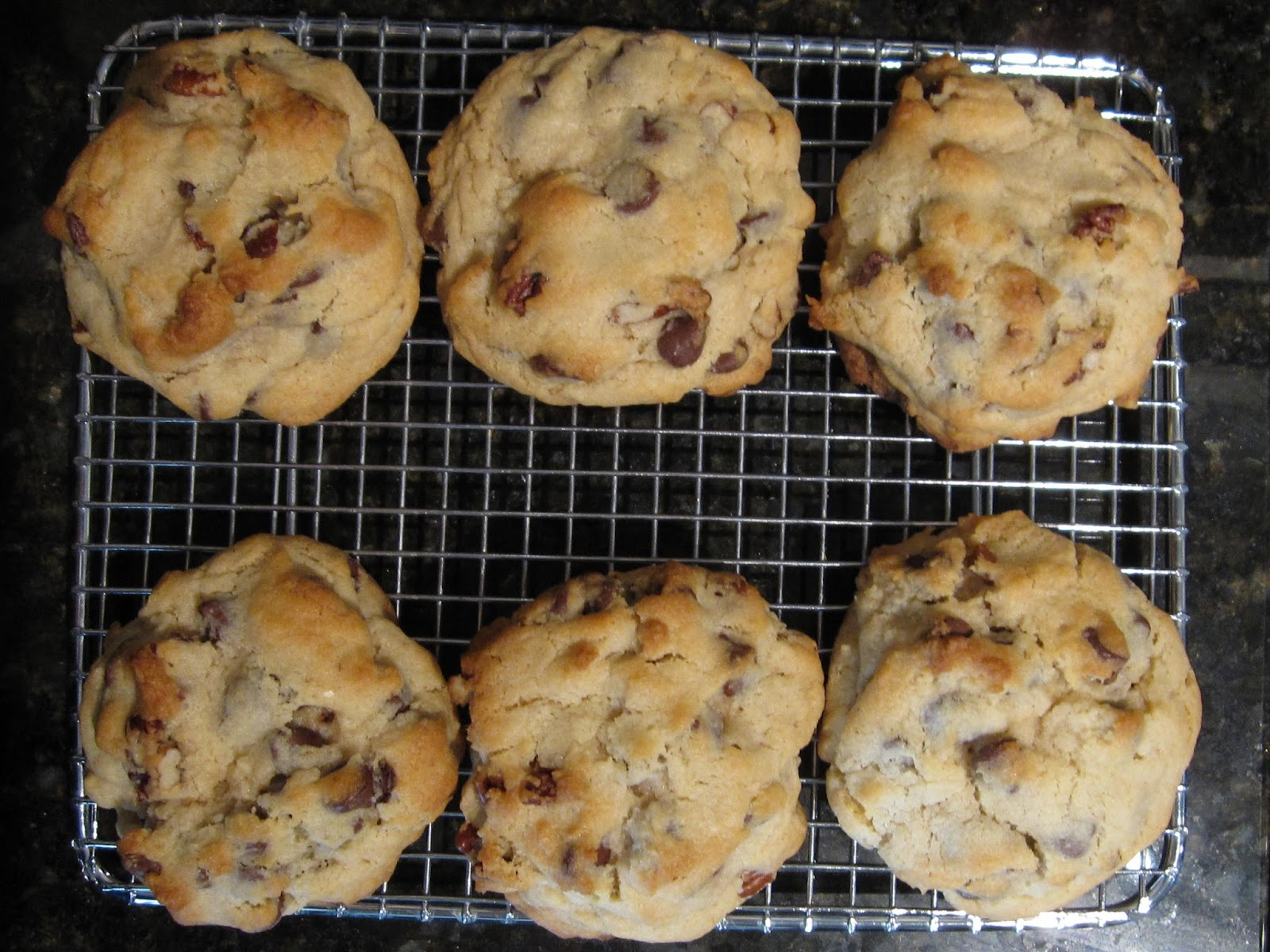 Hannah In The Kitchen Copycat Levain Bakery Chocolate Chip Cookies