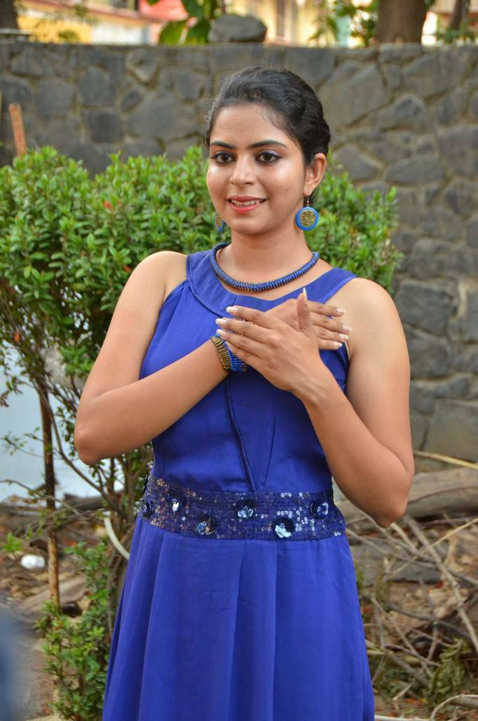 Gayathri At Ivan Edakodamanavan Movie Audio Launch Stills