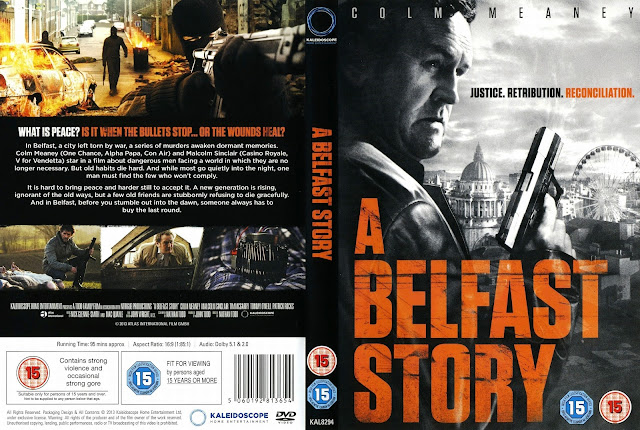 A Belfast Story DVD Cover