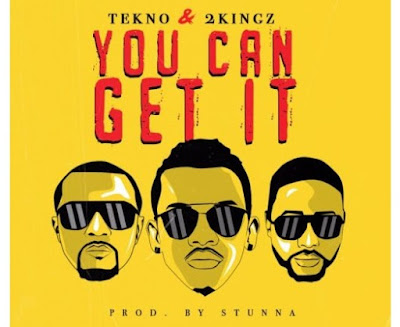 Tekno ft. 2Kingz – You Can Get It