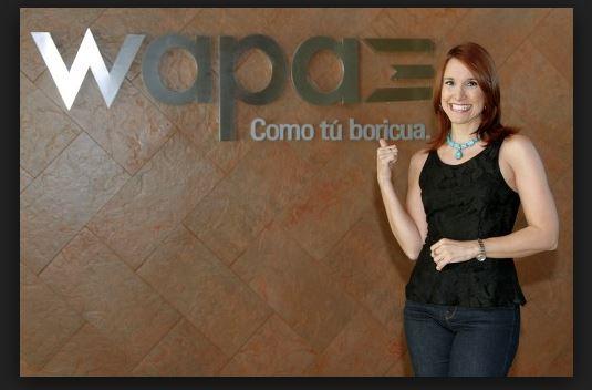 Tita Guerrero Contratada por Wapa Tv