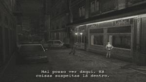 IMAGENS DO JOGO Resident Evil OutBreak TRADUZIDO