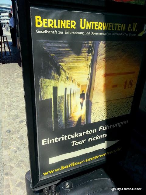 Berlin -underjorden