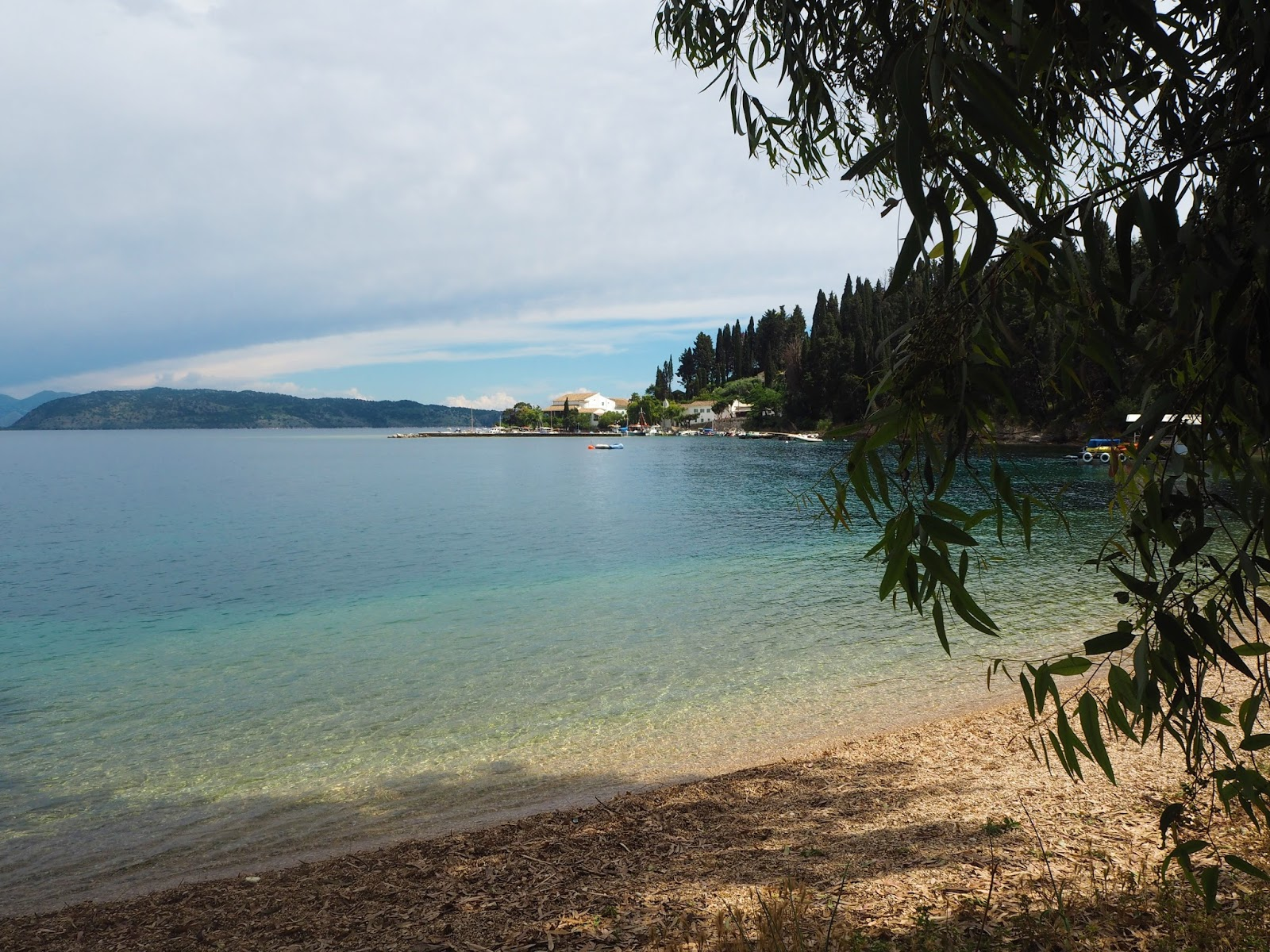 A diary-like description of a holiday in Corfu, Greece