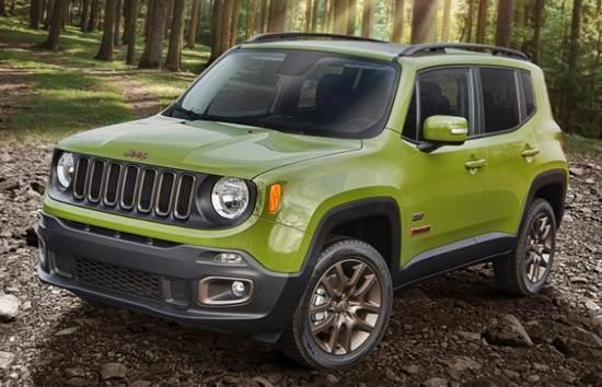 2017 Jeep Renegade Latitude Reviews