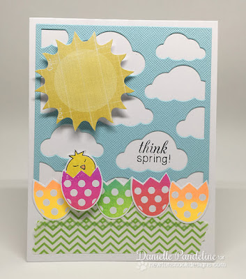 Easter Scramble | Newtons Nook Designs | Created by Danielle Pandeline