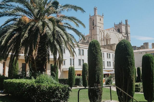 jardin vicomtes narbonne poudrière cathédrale mjc
