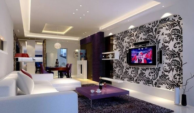 creative wall decorating ideas