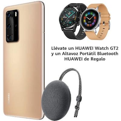Huawei P40 Pro pack