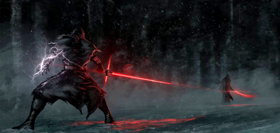 Fan Art pentru Star Wars: The Force Awakens.