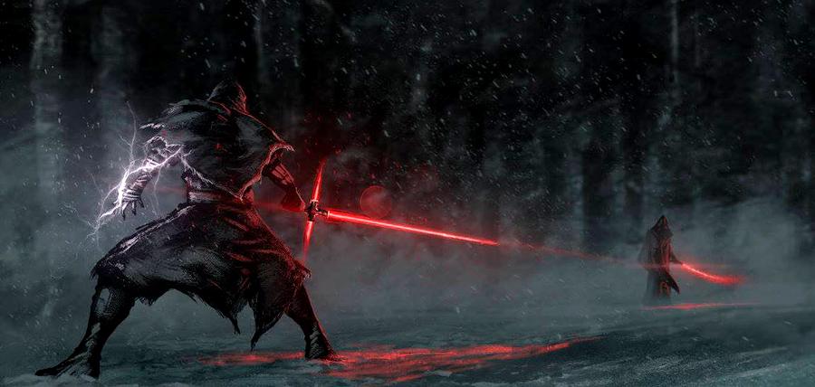 Fan Art pentru Star Wars: The Force Awakens.