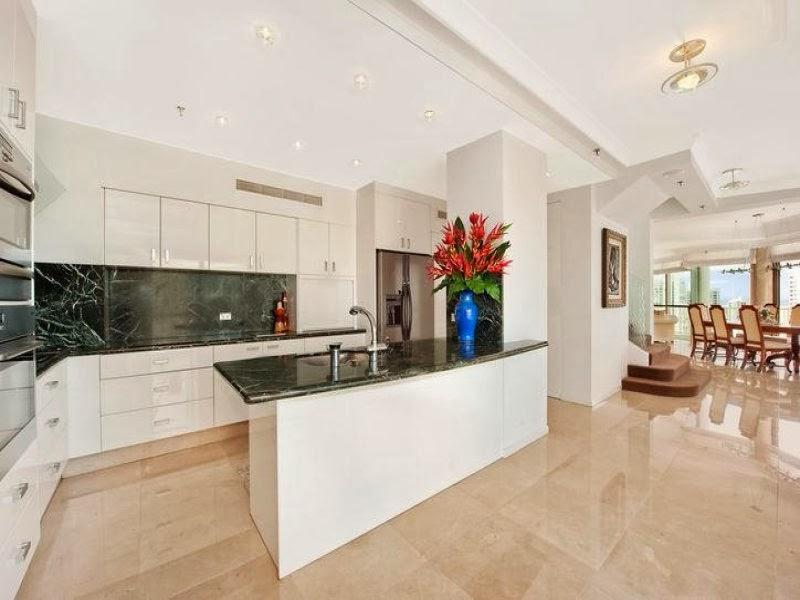Hogares frescos 10 dise os de cocinas fabulosas muebles - Disenos de cocinas en l ...