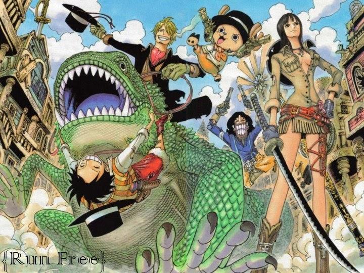 One piece wallpaper strawhat mugiwara pirate wanted - Anime pirate wallpaper ...